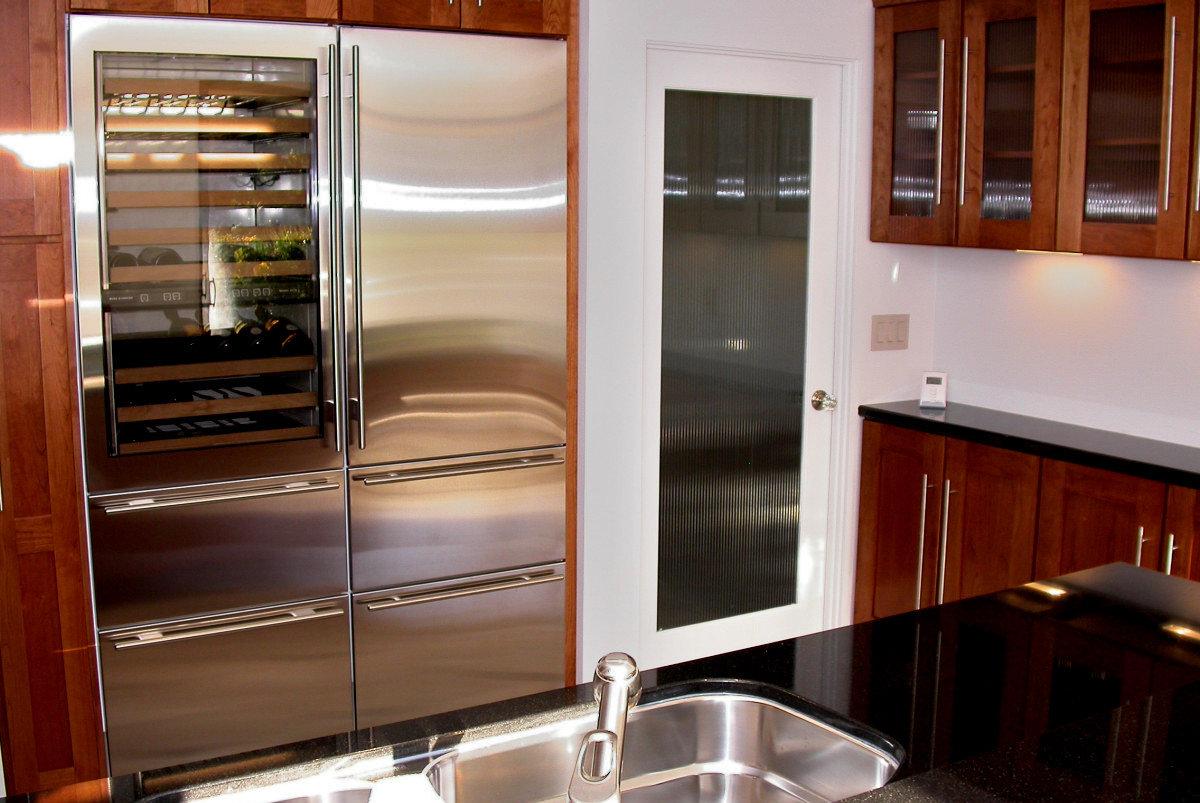 Refrigerator Basic Options Explained - Momentum Construction