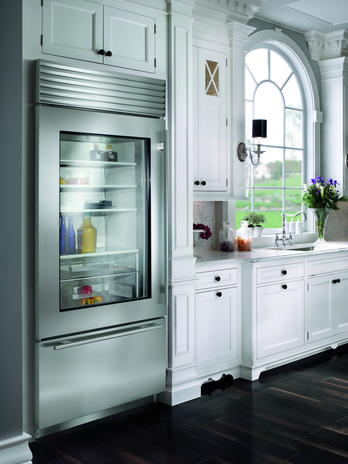 Momentum Construction Built In Refrigerator Differences