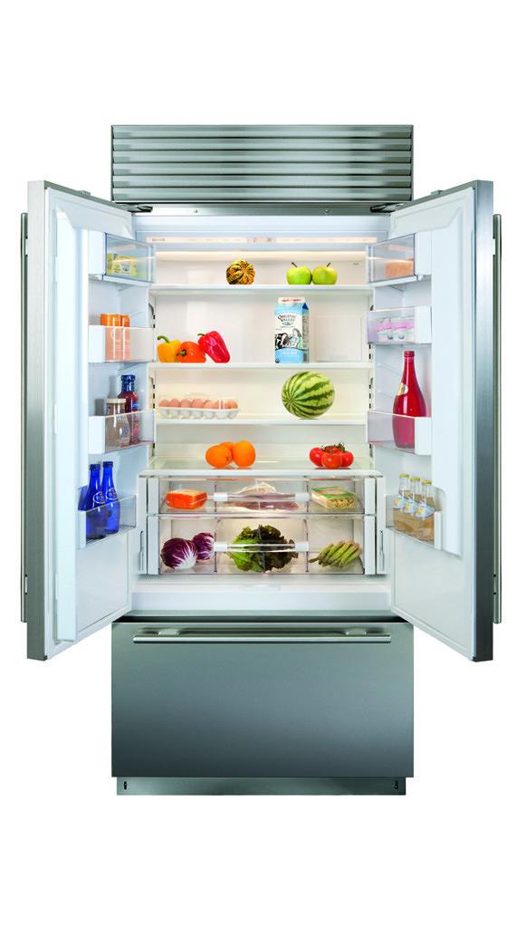Refrigerator Styles Momentum Construction