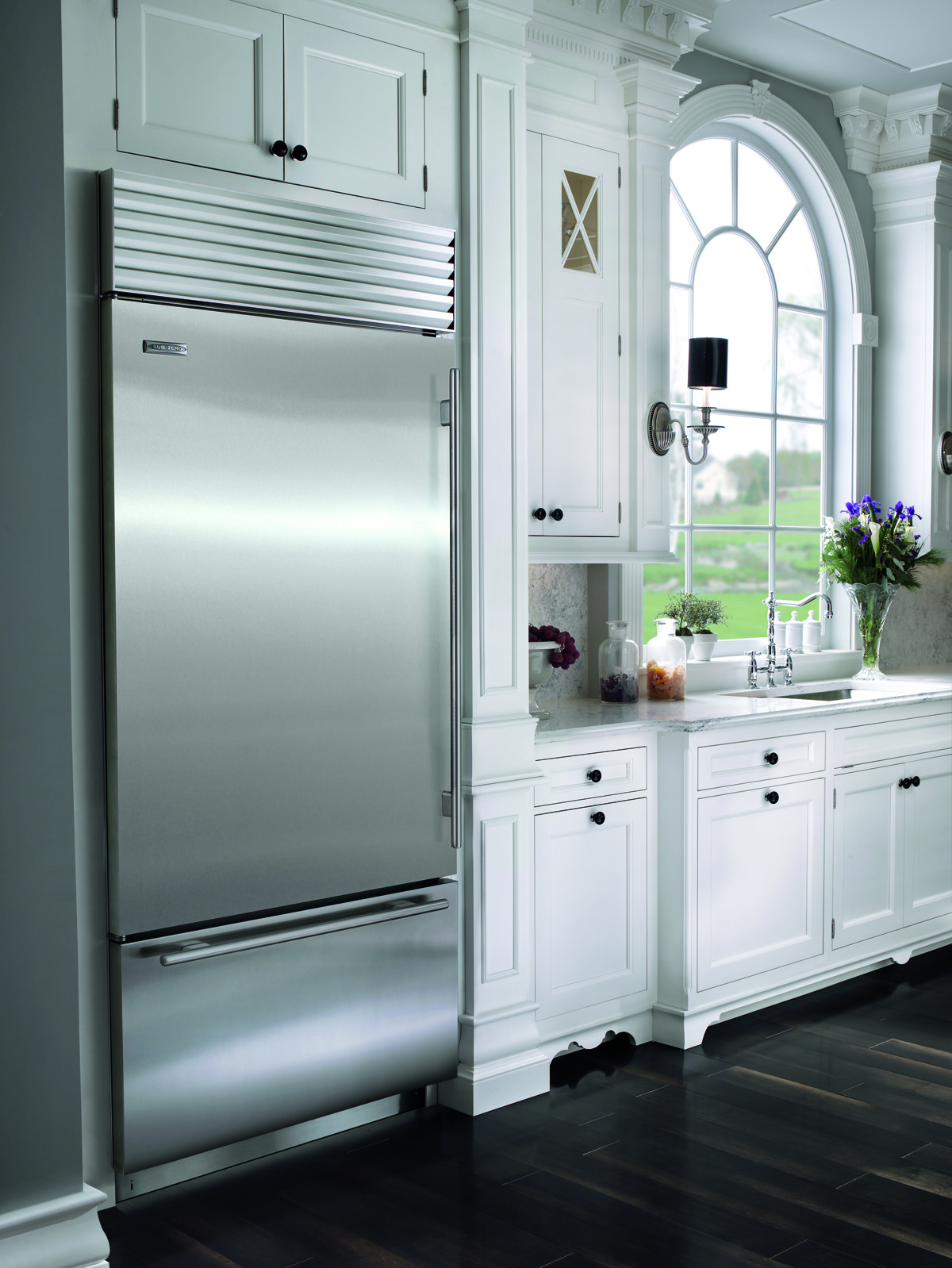 Built In Refrigerator Differences - Momentum Construction